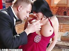 gold digger eva karera seduces a younger chap for