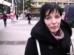 wench stop - slender slovak mother i acquires