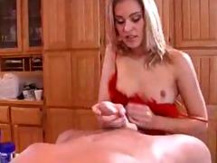 red sexy rub n engulf
