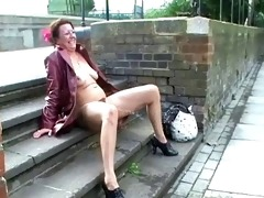 outdoor smokin d like to fuck
