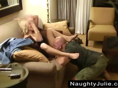 invited to a swinger party – massive group sex