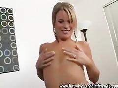 hot blond cougar