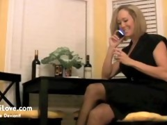 wicked cougar peeping tom a brandi love
