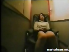 lulu 43 years agonorgasmos in my relax chair