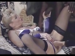 d like to fuck acquires her holes filled with