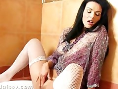 d like to fuck plays in her own piddle