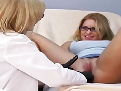 her st aged woman 10 - scene 10