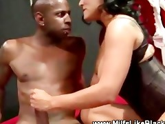 hawt mother i acquires dark dong fucking and can