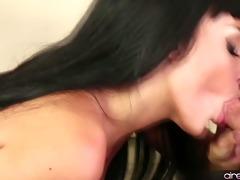 airerose brunette hair chick anissa kate bonks