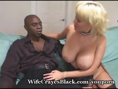 mega cock stuffs wifey