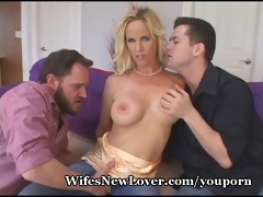 hawt blond receives wicked with fresh paramours