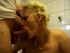 non-professional mature woman hard anal fuck in
