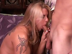 hardcore blond d like to fuck likes to ride