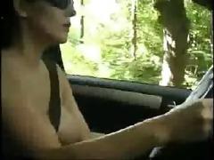 astounding mangos lady of the car