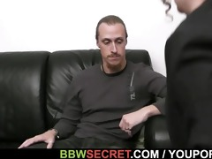 his wife leaves and she is seduces him