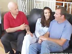 pornstar drilled a taut arse