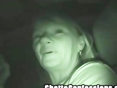 hood rat pattie robbed and buttholed