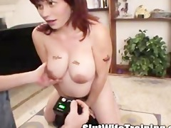 training a pregnant wife to be a slut mom