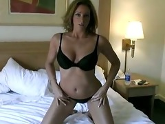 dilettante d like to fuck undresses and plays w/