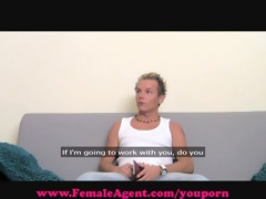femaleagent. fortunate devils casting
