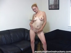 stripped in nature masturbation instructor