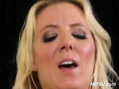 sexy older blondie kara nox always acquires what