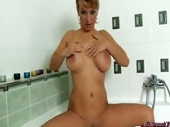 filthy d like to fuck washing her sexy body
