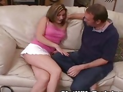 cute brunette hair tiffany doxy wife last exam