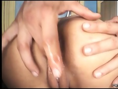 nasty latinas dark hole screwed with metalic toys