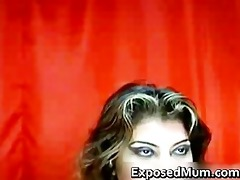 pussy wide open with constricted lalin girl milf