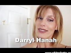 tattooed cougar darryl hannah pov blowjob and fuck