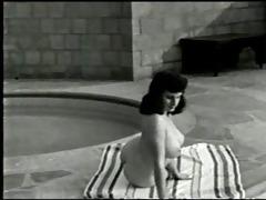 vintage debby westmore 0613s nudist