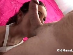 petite brunette hair tanner mayes sucks and rides