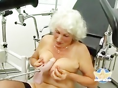 granny fiken machine