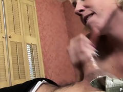 massive melons aged slut kasey grant sucks,