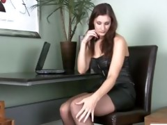 hot mother i fingers soaked cookie