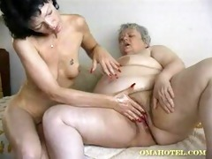 granny fisting
