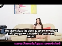 femaleagent. hot russian doll casting