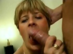 analfucking shannon a golden-haired aged in nylons