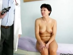 lascivious aged mommy likes getting a check part11