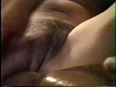 loads of cum in grannys face hole