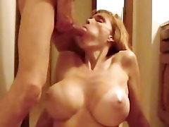 sexy blond large tit mother i gives fine