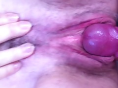 wife masturbate herself with my ramrod