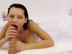 large titted d like to fuck mari masturbates in
