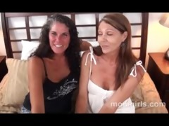 breasty mother i friends fuck and engulf the