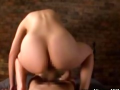 oriental mother i rides hard penis