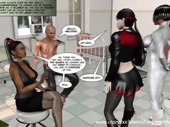 10d comic: vox populi. clip 6