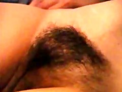 guy filming his in nature wife