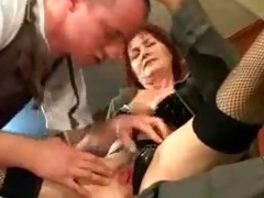 granny anal fucking