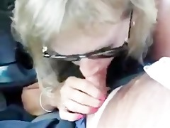 golden-haired d like to fuck car oral pleasure